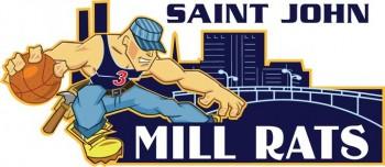 Saint John Millrats logo