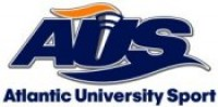 the official logo of Atlantic University Sport