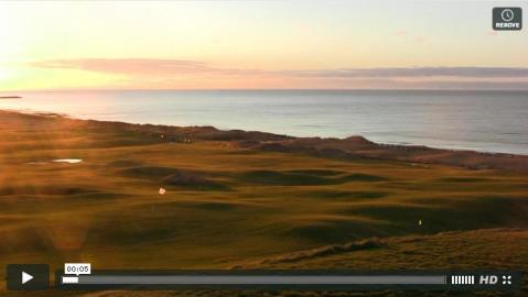 Link to the trailer for Cabot Links golf course in Inverness, NS