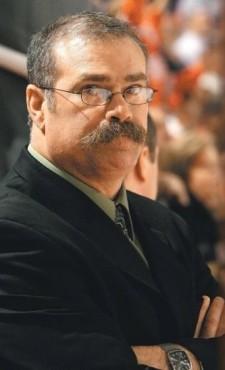 Paul MacLean new Head COach of the NHL's Ottawa Senators