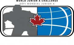 Offical Hockey Canada logo for the World Junior A Hockey Challenge
