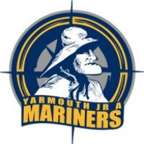 Logo for the Yarmouth Junior A Mariners Hockey Club