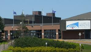 Moncton Coliseum, Home of the Moncton NBL Franchise