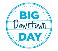 Big Day Downtown logo