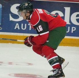 Randell keeps 20 year old spot on Halifax Mooseheads