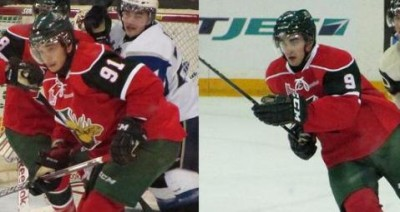 Halifax Mooseheads forwards Marty Frk and Andrew Ryan selected to 2012 Home Hardware CHL/NHL Top Prospects Game