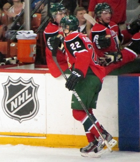 Halifax Moosehead Nathan MacKinnon is one the QMJHL Three Starts of the week for the second consecutive week