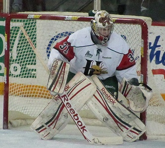 Mooseheads Goalie Fucale wins QMJHL First Star of the Week