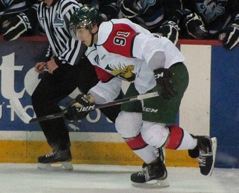 Mooseheads will Frk in the lineup to open QMJHL playoffs against Moncton Wildcats