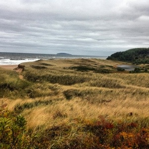 Inverness golf Cape Breton