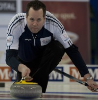 Jamie Murphy and his rink out of the Mayflower Curling Club look to earn a spot in the 2016 Brier
